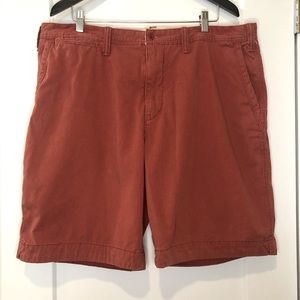 Polo Ralph Lauren relaxed fit red shorts size 40